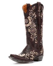 Women's Lucky Boot - Chocolate