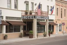 The historic Holland Hotel, the preeminent Big Bend hotel, is the heart of downtown Alpine. Holland Hotel, Alpine Texas, Adventure, Boutique, Mansions, House Styles, World, Hotels, Usa