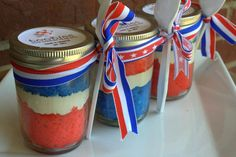 cake in a jar from tookies etsy shop