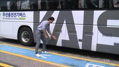 Electric buses hit the road in South Korea