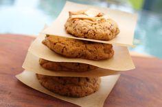 Simple, Soft Glutenfree, Dairyfree Refined Sugar-free Cookies