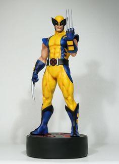 Wolverine Statue - Kotobukiya