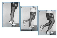 Alfredson Protocol-Eccentric Calf Strengthening for AchillesTendinopathy: pics from Afredson's 1998 paper-Pinned by SOS Inc. Resources http://pinterest.com/sostherapy.