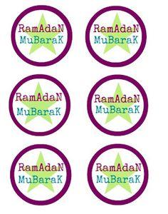 Ramadan mubarak party collection free printable is a party collection you can print for free for Eid parties and ramadan iftari party or iftar party. Eid Crafts, Ramadan Crafts, Ramadan Decorations, Mubarak Ramadan, Islam Ramadan, Iftar Party, Eid Party, Printable Frames, Eid Al Adha