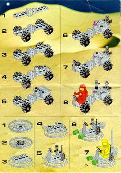 Un site ou l'on retrouve une grande collection de livre d'instruction de set Lego... même les vieux set que j'ai eu dans ma jeunesse