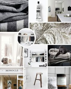 Moodboard for a current client project that's goal is to achieve an aesthetically heavy lightness with color, font, and branding collateral.