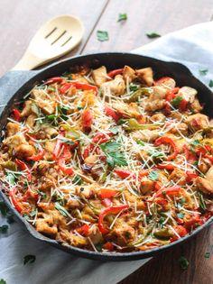Chicken spaghetti squash, Spaghetti squash bake and Squash bake on ...