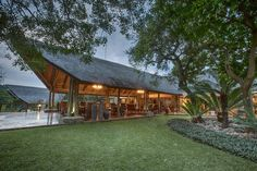 Set amidst the breathtaking splendour of the far northern reaches of Kwazulu-Natal is Amakhosi Safari Lodge, located on the edge of the Mkuze river in the Amakh… Honeymoon Suite, Private Games, Kwazulu Natal, Ice Climbing, Game Reserve, Train Station, Rafting, Lodges, Safari