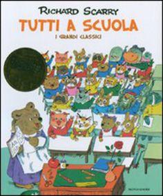 #(usato)tutti a scuola. i grandi classici edizione Mondadori  ad Euro 11.90 in #Mondadori #Libri per ragazzi