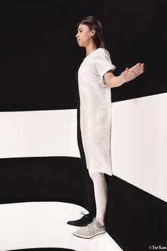 Campaign ElsienGringhuis - BOOK 2 CHAPTER 1 Photography: Tse Kao Model: Kelly Noa Estelle MUA: Jayne Meyer