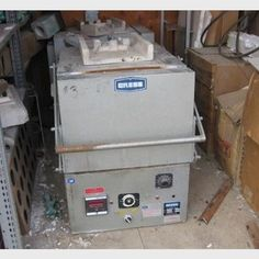 Cress electric kiln supplier worldwide | Used Cress lab size kiln for sale - Savona Equipment
