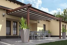 PKAwnings is Ireland's premier and most reputable awnings, canopies & pergola roof systems company. Pergola With Roof, Roofing Systems, Canopy, Outdoor Structures, Patio, Garden, Google Search, Environment, Home