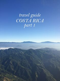 part 1 of my COSTA RICA TRAVEL RECAP with @anywhereco! head to jojotastic.com for all of the details of this incredible trip.