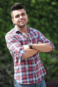 Punjabi Singer Ninja in Style! See pictures | 24 India News http://24indianews.com/punjabi-singer-ninja-style-pictures/