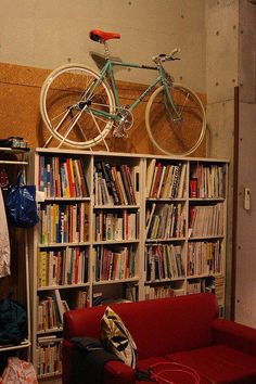 Stay-At-Home-Bikes. | Shared from http://hikebike.net