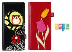 Espe Wallets - New Spring designs!