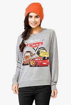 Disney Pixar Cars© Sweatshirt | FOREVER21 - 2027704301