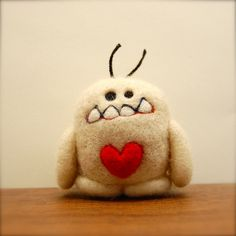 Yeti Love Monster by asherjasper, via Flickr