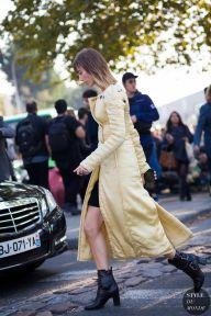 STYLE DU MONDE / Paris Fashion Week SS 2016 Street Style: Anya Ziourova  // #Fashion, #FashionBlog, #FashionBlogger, #Ootd, #OutfitOfTheDay, #StreetStyle, #Style