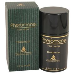 PHEROMONE by Marilyn Miglin Deodorant Stick 2.6 oz (Men)