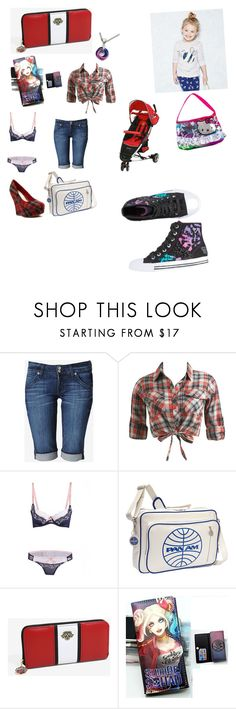 """""""Alice and Rosie Zoo"""" by alicewholocked ❤ liked on Polyvore featuring Hudson Jeans, Wet Seal, Novo, Humör, Pan Am and Ferrari"""