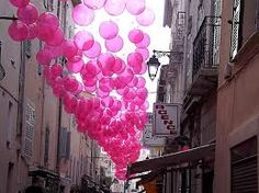 JUST ROSÉ (JUST PINK) is a festival in the South of France to celebrate the local light pink wine (vin rosé) that goes so well with the summer days. South Of France, The Locals, Summer Days, Bubbles, Ceiling Lights, Wine, Lifestyle, Inspiration, Biblical Inspiration
