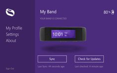 La pulsera de actividad de Microsoft será compatible con el iPhone - http://www.actualidadiphone.com/2014/10/30/la-pulsera-de-actividad-de-microsoft-sera-compatible-con-el-iphone/