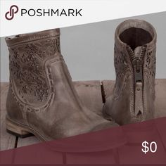 In search of corral indie spirit boots Someone please help me find these boots. In a size 7 1/2 or 8 women's. I don't mind if they are used, I would just like them in good condition. These are not for sale. I am in search of them. Thank you 😊 Buckle Shoes Ankle Boots & Booties