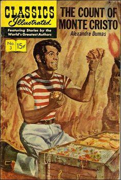 Classic Comics/Classics Illustrated 3-U by Gilberton