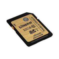 Kingston ush-i microSD card tarjeta memory sd card SDXC <font><b>memoria</b></font> card Grand And Toy, Kingston Technology, Smartphone, Secure Digital, 3d Video, Flash Memory Card, Card Storage, Photo Equipment, Printer Supplies