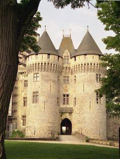 Le château Saint-Jean à Nogent le Rotrou - Eure et Loir