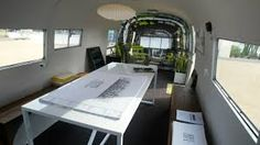 Image result for airstream office
