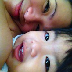 Mommy loves Mayer