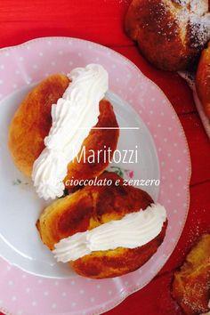 Maritozzi con la panna e crema http://blog.giallozafferano.it/gabriellalomazz/maritozzi-con-la-panna-e-crema/
