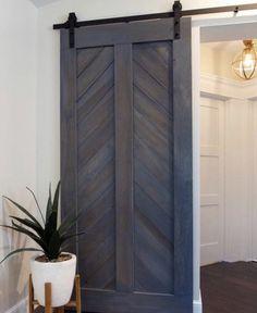Interior Tropical, 2 Panel Doors, Front Doors, Door Panels, Entry Doors, Glass Panels, Porte Design, Farm Door, Barnyard Door