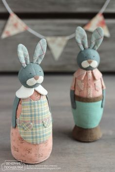 Весенние кролики / Spring bunnies - Вечерние посиделки