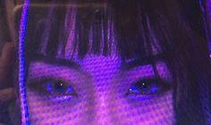 Dark Purple Aesthetic, Retro Aesthetic, Aesthetic Grunge, Aesthetic Letters, Arte Cyberpunk, Cyberpunk Fashion, Mileena, Doja Cat, Cybergoth