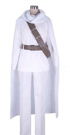Camplayco Silver soul Leukocyte Wang Cosplay Costume *** Learn more by visiting the image link.
