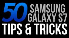 As a companion to our written guide, we've created a 20-minute video the same Samsung Galaxy S7 tips and tricks. There should be nothing you can't do with your new Galaxy S7.