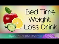 BED TIME DRINK How To Lose Belly Fat Overnight Drink / Fat Cutter Drink / DIY Weight Loss Drink - YouTube