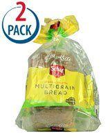 Schar Multigrain Bread Loaf Gluten — oz Each / Pack of 2 14.01