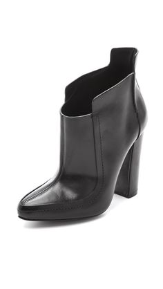 Alexander Wang Kim Booties-these are insanely amazing. Perfect Fall Bootie