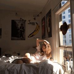 Morning sunshine.
