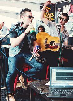 Matt & Alex {Arctic Monkeys}