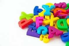 Different, easy ways to play and learn letters