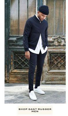 Look Gant #mensstyle #menswear #commeuncamion #fashion #blog #mode #style #habille #teeshirt #streetlook #gant