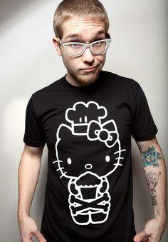 Johnny Cupcakes & Hello Kitty....!