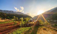 Neelum Valley, Kashmir, Pakistan