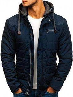 #BOLF #Herren #Übergangsjacke #mit #Kapuze #Stehkragen #Taschen #Casual #Style #Extreme #1662 #Dunkelblau #L #[4D4] #05902646515502 #mode #ootd #outfit #fashion #style #online #Mensoutfits