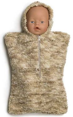 Suurenna kuva Baby Born, Fur Coat, Winter Hats, Knitting, Fashion, Moda, Tricot, Fashion Styles, Fur Coats